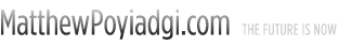 MatthewPoyiadgi.com
