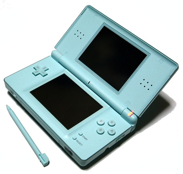 how to take apart a nintendo ds lite